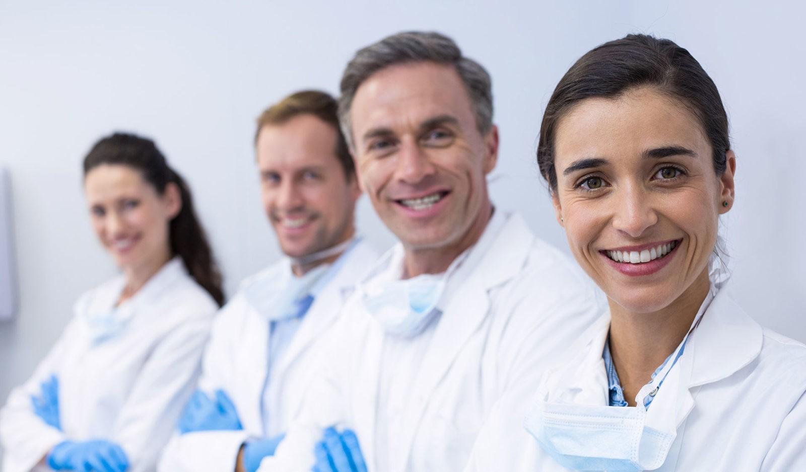 стоматологические профессии
