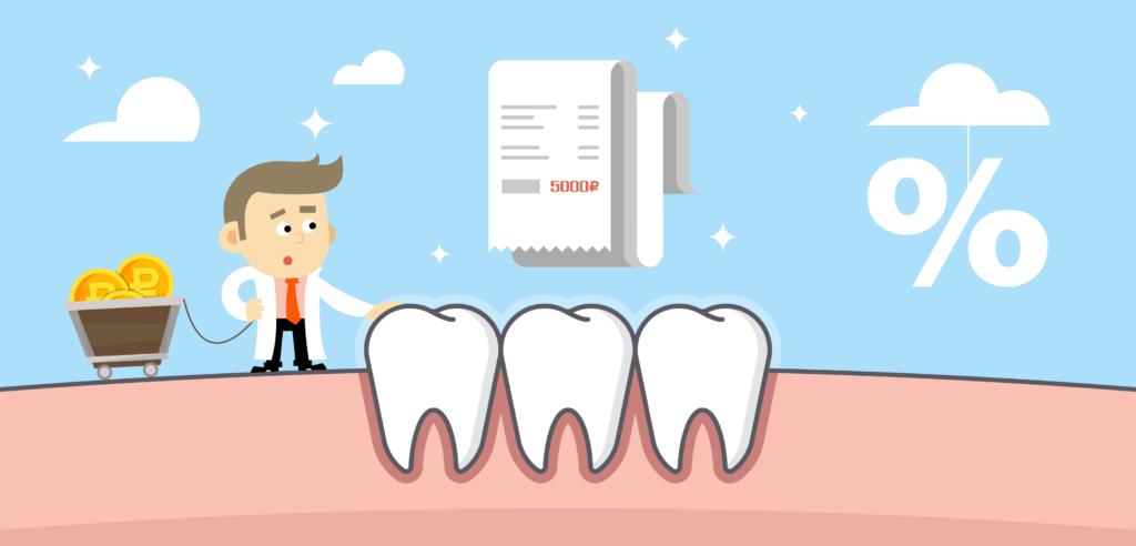 налоговый вычет за лечение и протезирование зубов