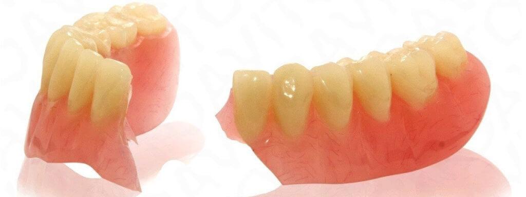зубные протезы - обслуживание по гарантии