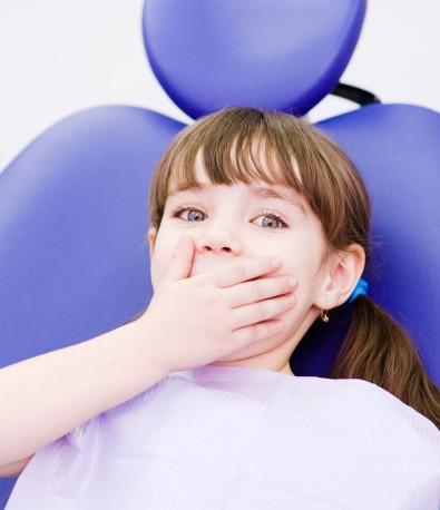 у ребёнка в раннем возрасте отсутствуют зубы