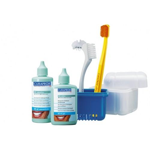 уход за протезами зубными