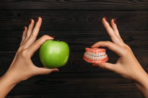 съёмные виниловые зубные протезы